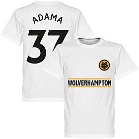 Wolverhampton Adama 37 Team Tee - White