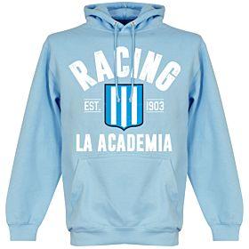 Racing Club Established Hoodie - Sky