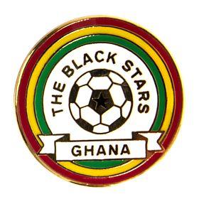 Ghana Enamel Pin Badge