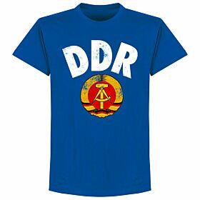 DDR Tee - Royal