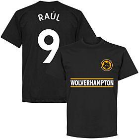 Wolverhampton Raul 9 Team Tee - Black
