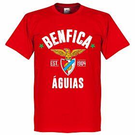 Benfica Established Tee - Red