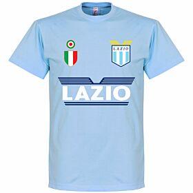 Lazio Team Tee - Sky