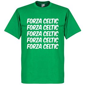 Forza Celtic Tee - Green