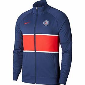20-21 PSG I96 Anthem Jacket - Blue