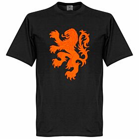Holland Lion KIDS Tee - Black