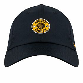 21-22 Kaizer Chiefs H86 Cap - Black