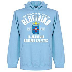 Deportivo Blooming Established Hoodie - Sky