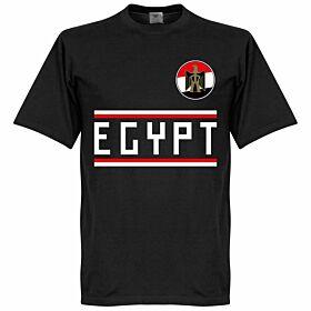 Egypt Team Tee - Black