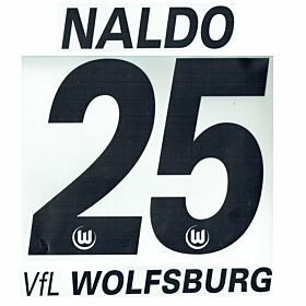 Naldo 25 12-13 VfL Wolfsburg Away