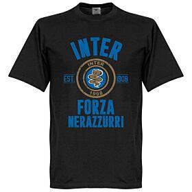 Inter Established Tee - Black