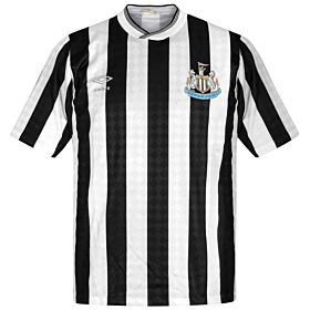 Umbro Newcastle 1988-1990 Home Jersey - USED Condition (Good) - Size Medium