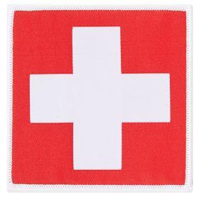 Switzerland Embroidery Patch 8cm x 8cm