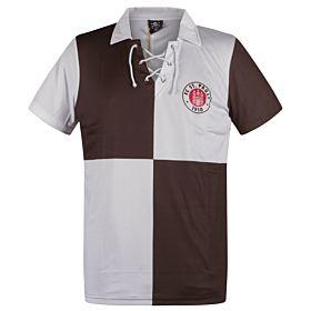 91-92 St Pauli Retro Shirt