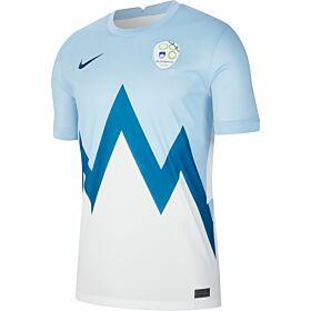 20-21 Slovenia Home Shirt