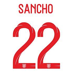 Sancho 22 (Official Printing)