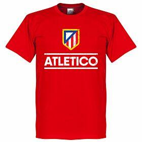 Atlético Team Tee - Red