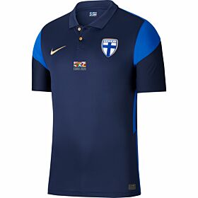 20-21 Finland Away Shirt + 2020 Transfer