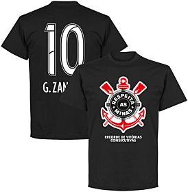 Corinthians G. Zanotti 10 Minas Tee - Black