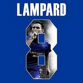 Lampard 8 (Gallery Printing)