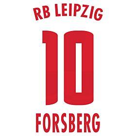 Forsberg 10 (Official Printing)