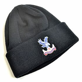 Crystal Palace Cuff Knitted Hat - Navy