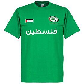 Palestine Football Tee