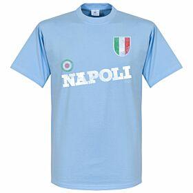 Napoli Coppa Italia Tee - Sky