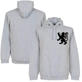Holland Crest Hoodie - Grey