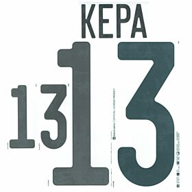 Kepa 13 19-20 Spain Home H GK