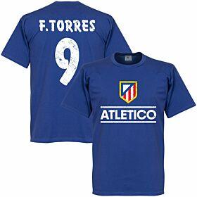 Atlético Team Torres Tee - Royal