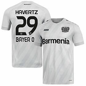 Jako Bayer Leverkusen 3rd Havertz 29 Jersey 2019-2020