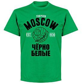 Torpedo Moscow Established T-shirt - Green