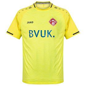 19-20 Würzburger Kickers 3rd/GK Shirt - Yellow