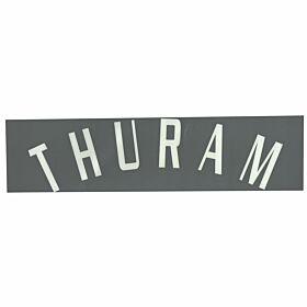 Thuram (Name Only) - 04-05 France Home Name Transfer