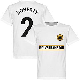 Wolverhampton Doherty 2 Team Tee - White