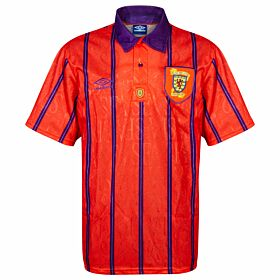Umbro Scotland 1993-1995 Away Shirt - USED Condition (Excellent) - Size XXL
