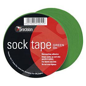 Precision Sock Tape - Green (33 meter)