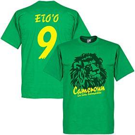 Cameroon Eto'o Team Tee