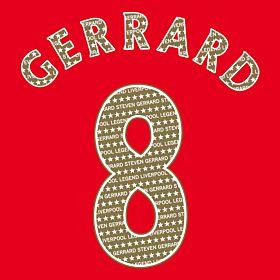 Gerrard Legend 8