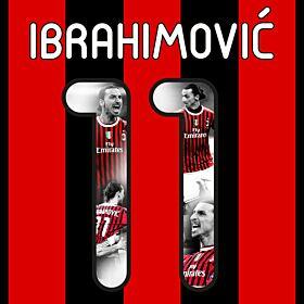 Ibrahimovic 11 (Gallery Style)