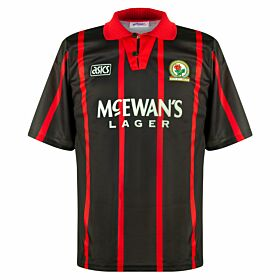 Asics Blackburn Rovers 1994-1995 Away Shirt - USED Condition (Great) - Size XXL *IMAGE ORDERED*