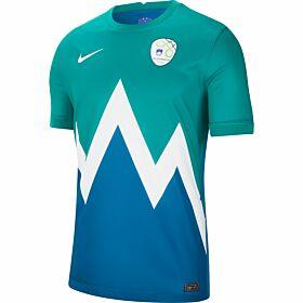 20-21 Slovenia Away Shirt