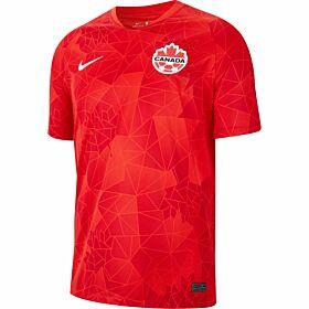 20-21 Canada Home Shirt