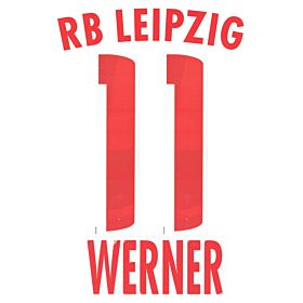 Werner 11 (Official Printing)