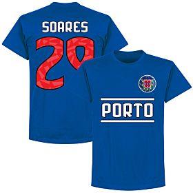 Porto Soares 29 Team T-Shirt - Royal