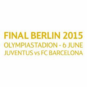2015 Berlin Final Transfer - Barcelona