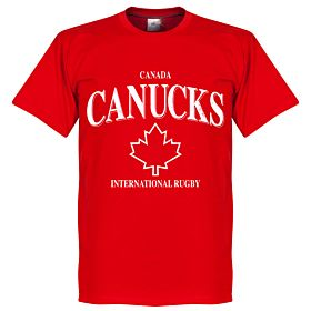 Canada Rugby Tee - Red