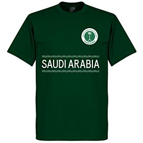 Saudi Arabia Team Tee - Green