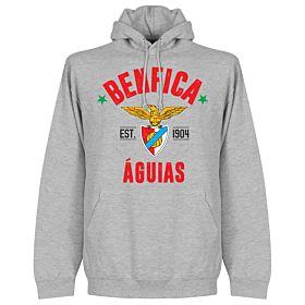 Benfica Established Hoodie - Grey